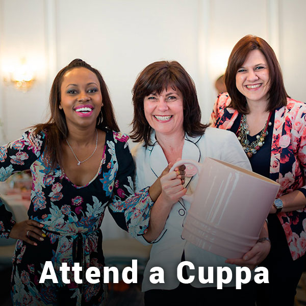 Find a Cuppa to Attend
