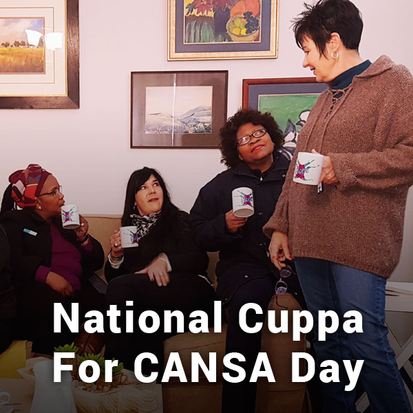 National Cuppa For CANSA Day