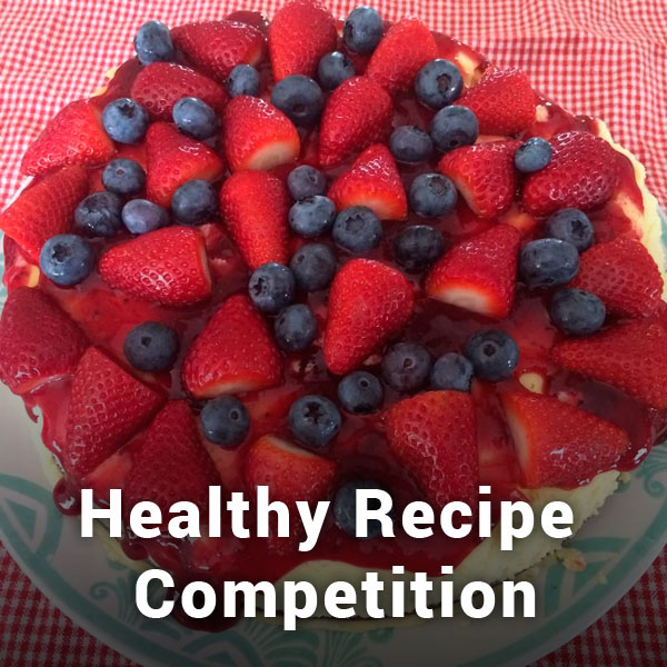 Healthy Recipe Competition