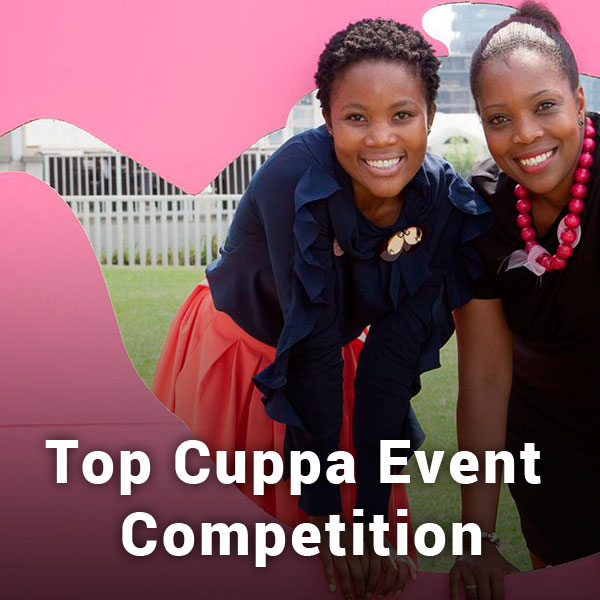 Top Cuppa Event Competition