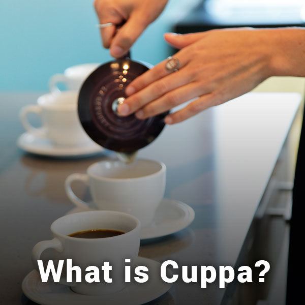 What is Cuppa?
